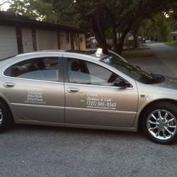 I Care Sedan & Cab Co. logo