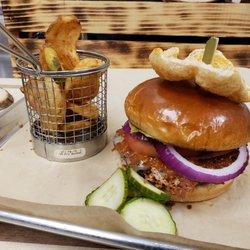 Photo Of Rustic Burger