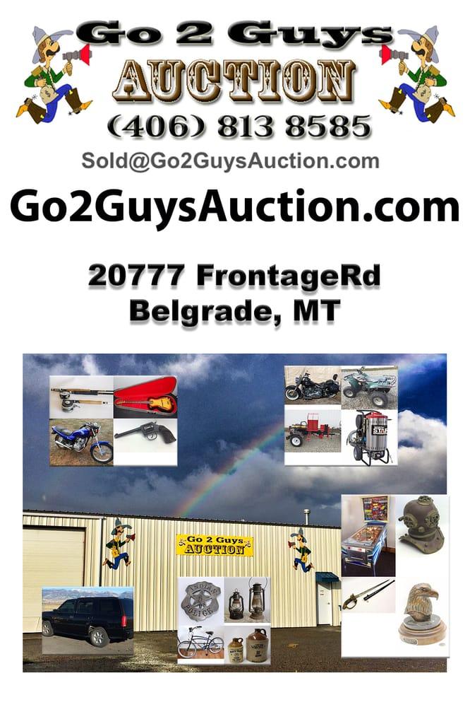 2 guys auction