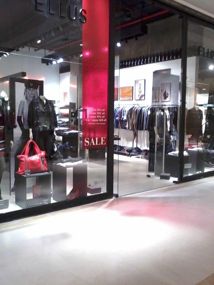 Ellus Shopping Ibirapuera