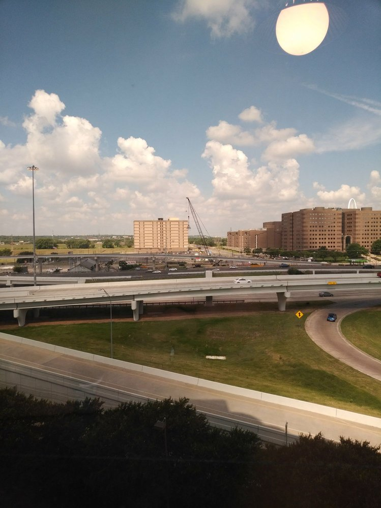 Great view of the Dallas County Jail!!! - Yelp