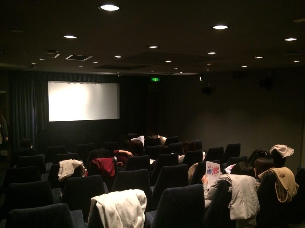 Kyobashi theatres