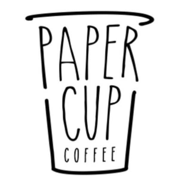 the papercup coffee logo yelp