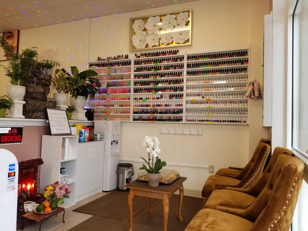 Old Fashioned Luxury Nails And Spa Model - Nail Paint Design Ideas ...