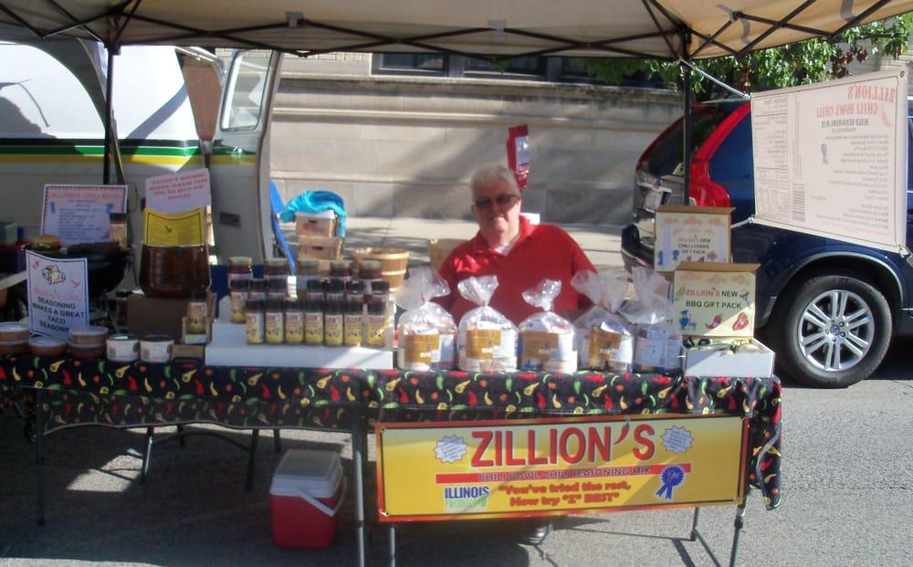 Zillions Chili: 3535 E Cook St, Springfield, IL