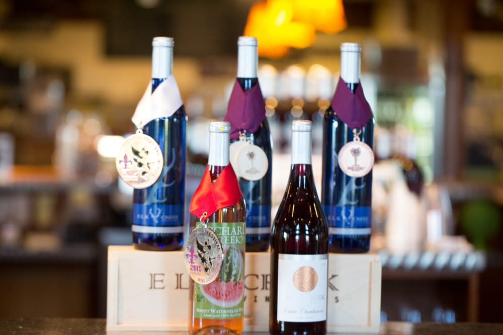 Elk Creek Vineyards: 150 Hwy 330, Owenton, KY