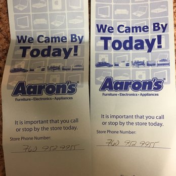 Aarons Sales Lease Ownership Electronics Hesperia Rd - Aarons store map us