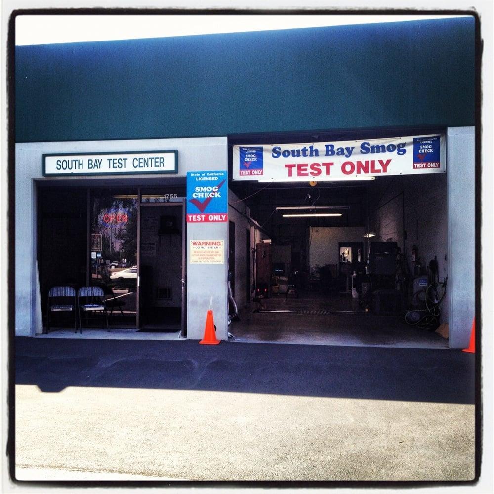 South Bay Test Center Motor Vehicle Inspection Testing 1756 Houret Ct Milpitas Ca