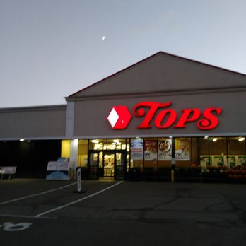 Tops Friendly Markets - Grocery - 110 S Work St, Falconer
