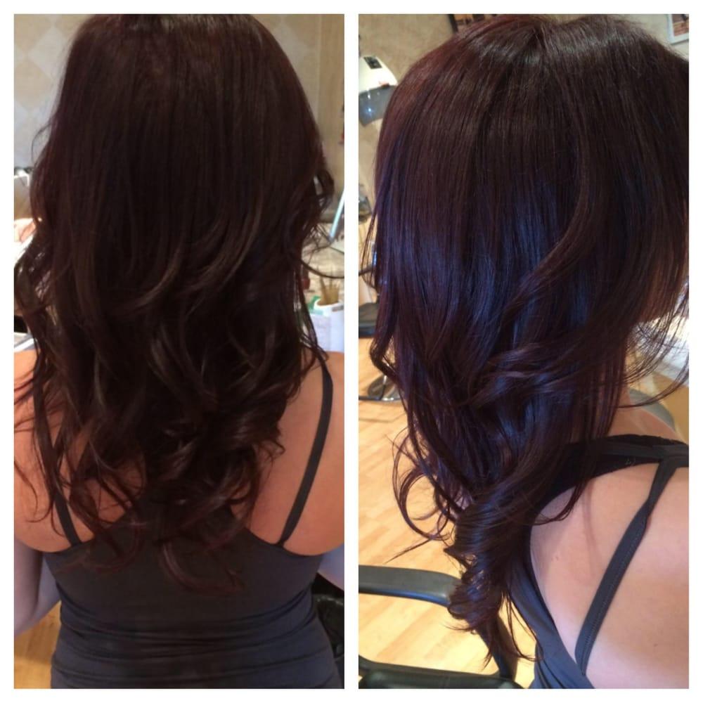 Glaze and cut by samantha yelp - Expressions hair salon ...