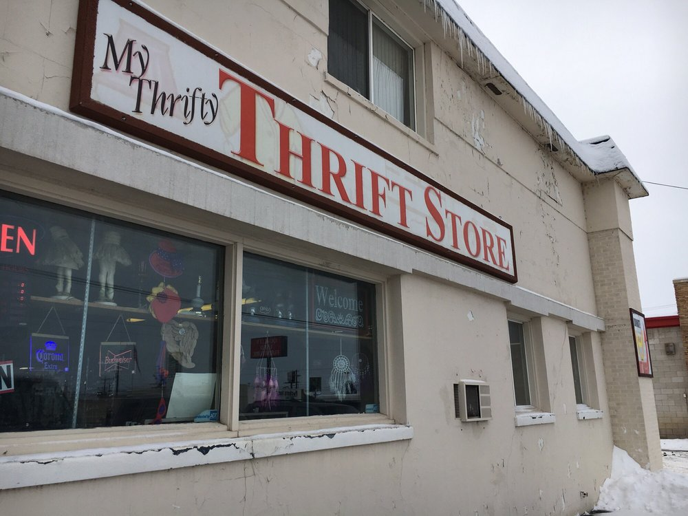 My Thrifty Thrift SHop: 920 E Lincoln Rd, Idaho Falls, ID