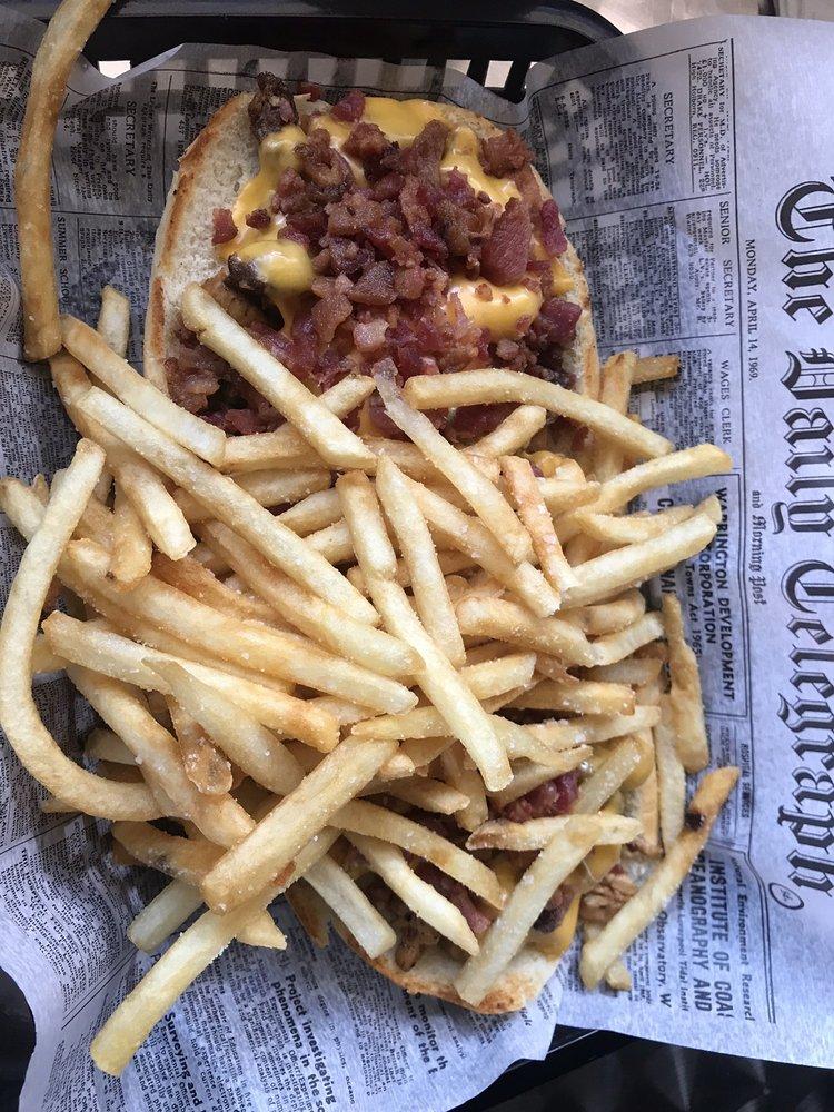 Tropical Burger: 207 NE Main St, Easley, SC