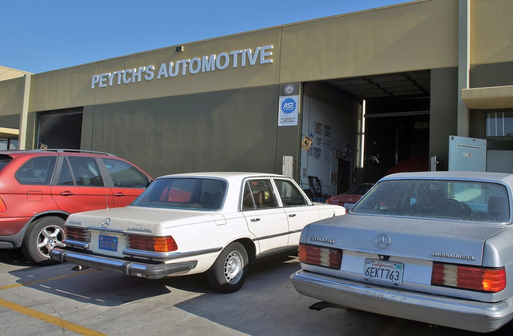 Peytch's Automotive