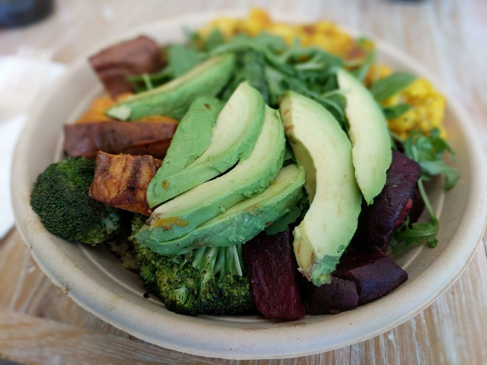Photo of Create - Astoria, NY, United States. The Hippie Vegan Bowl