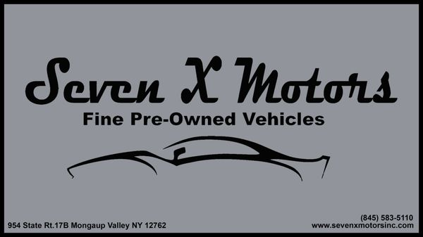 Seven X Motors 954 State Route 17B Mongaup Valley, NY Auto Dealers - MapQuest