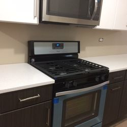 Photo Of Granite Selection   Elk Grove Village, IL, United States. Looks  Great
