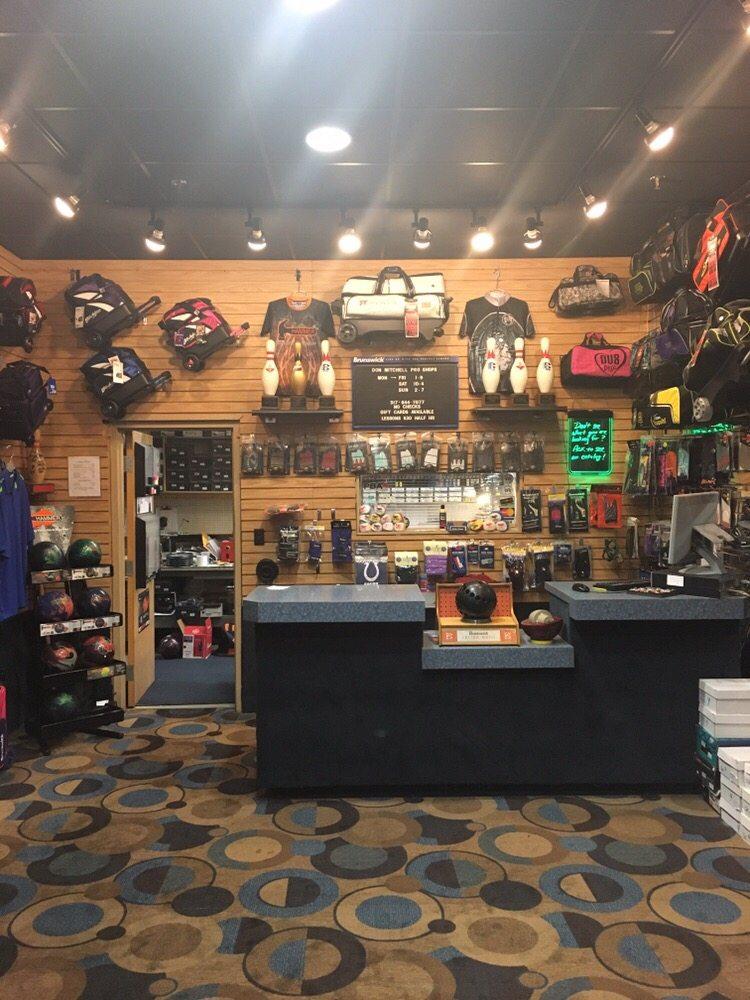 Don Mitchell Pro Shops