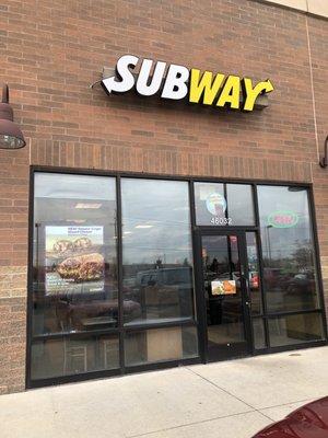 Subway Restaurants Order Food Online Sandwiches 46032