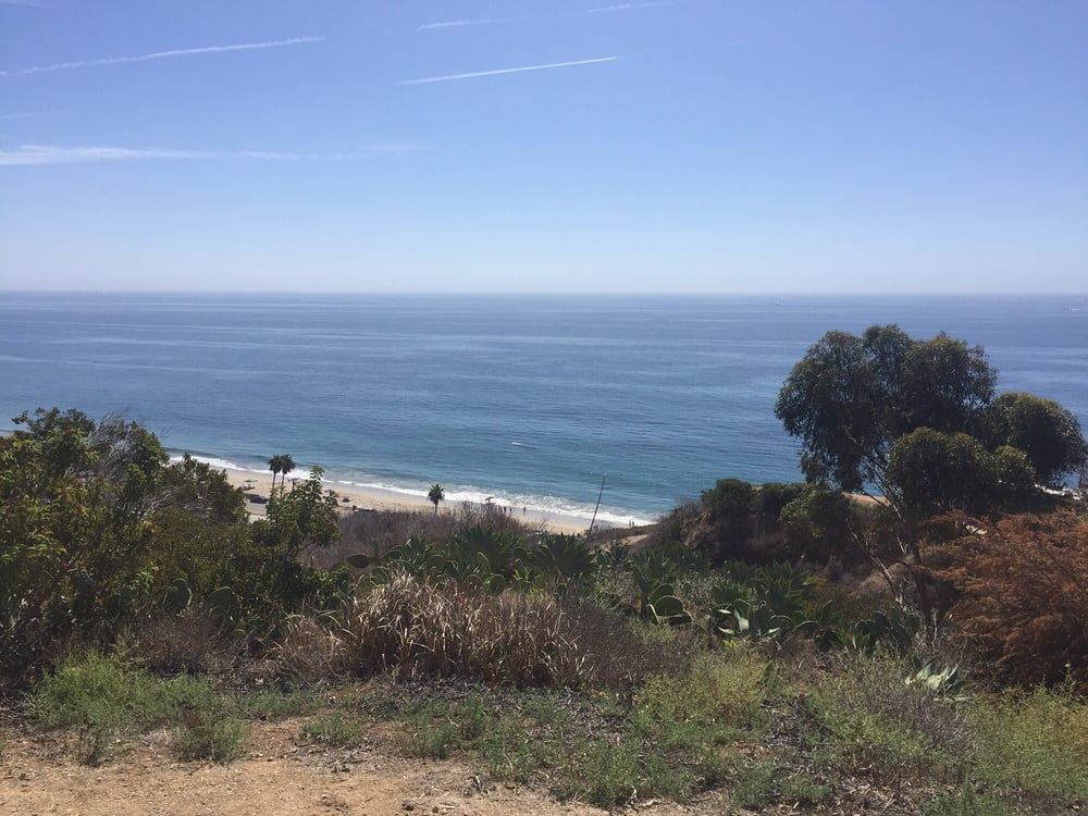 top of the rv park in the tent area best view on earth of malibu beaches yelp. Black Bedroom Furniture Sets. Home Design Ideas
