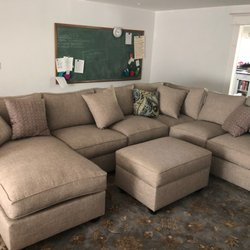 Photo Of Design Interior Furnishings   Ontario, CA, United States. Custom  Sectional For