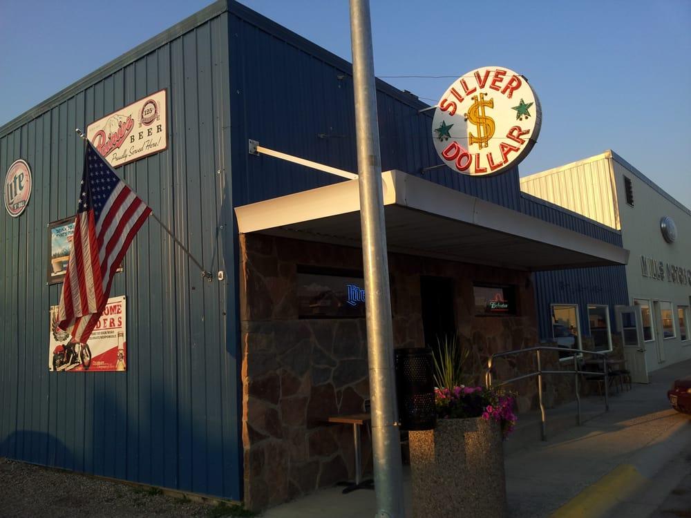 Silver Dollar Bar: 301 Central Ave, Fairfield, MT
