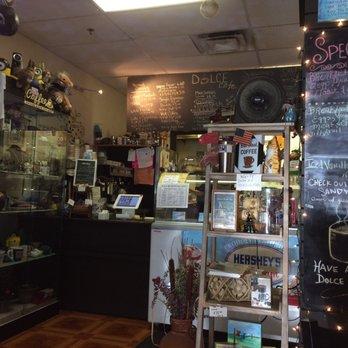Dolce Cafe St Augustine Fl