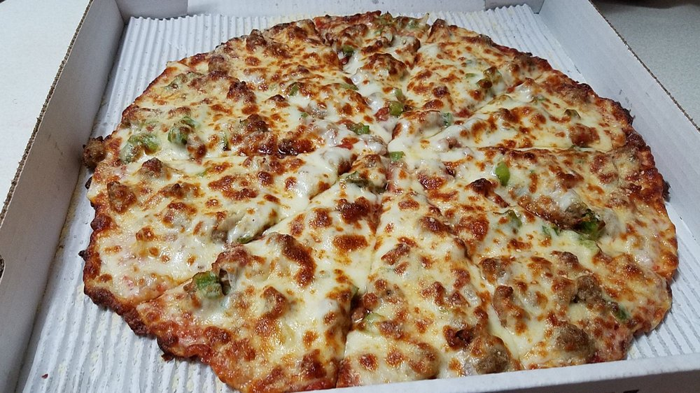 Tano's Pizza Bryan Ohio: 216 S Union St, Bryan, OH