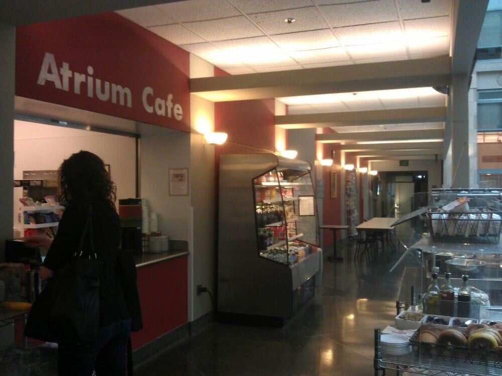 Atrium Cafe: 260 Longwood Ave, Boston, MA