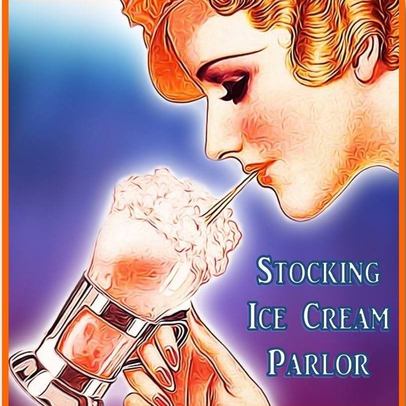 Stocking Ice Cream Parlor: 116 Kearney, Clarendon, TX