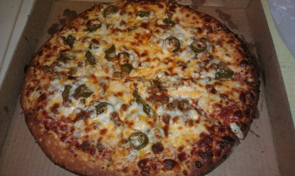 Osborne's Stageline Pizza: 1037 9th St W, Columbia Falls, MT