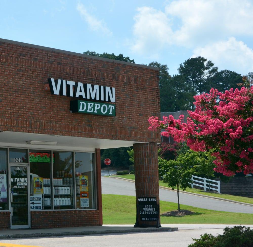 Vitamin Depot Fitness Shop 2685 Celanese Rd Rock Hill