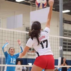 Orangecrest volleyball