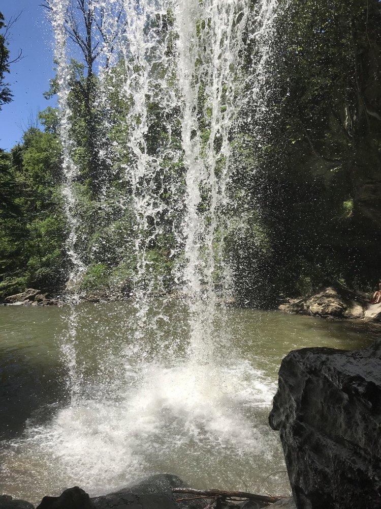 Buttermilk Falls Park: Rte 18 & 1st Ave, Beaver Falls, PA