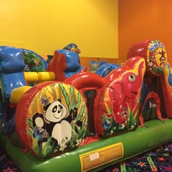 Photo Of Backyard Inflatables   Frederick, MD, United States. One Of The  Bounce