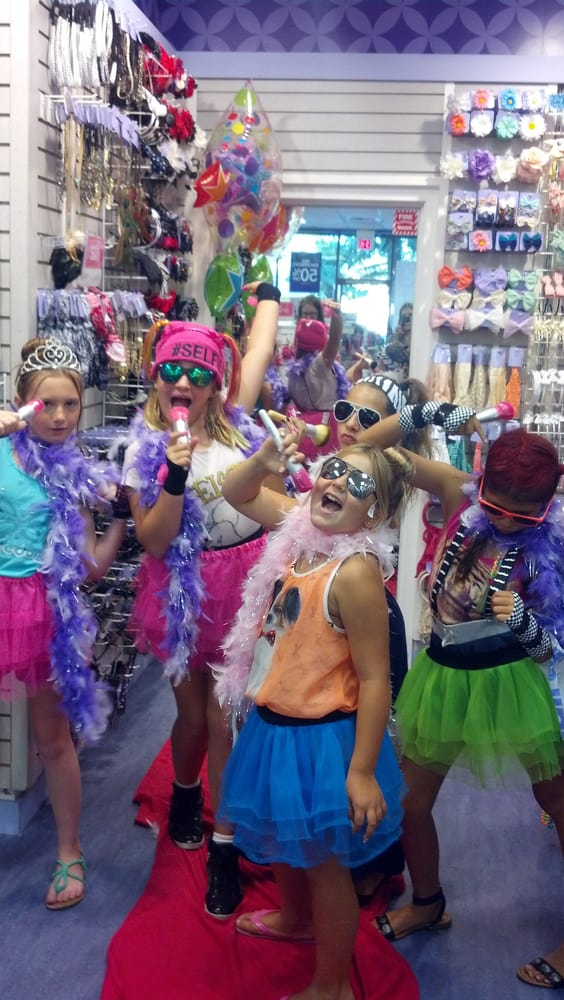 Have Your Birthday Party At Claires Yelp