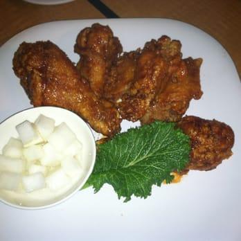 Korean Chicken Restaurant Newport