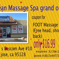 Ocean Spa San Jose Ca