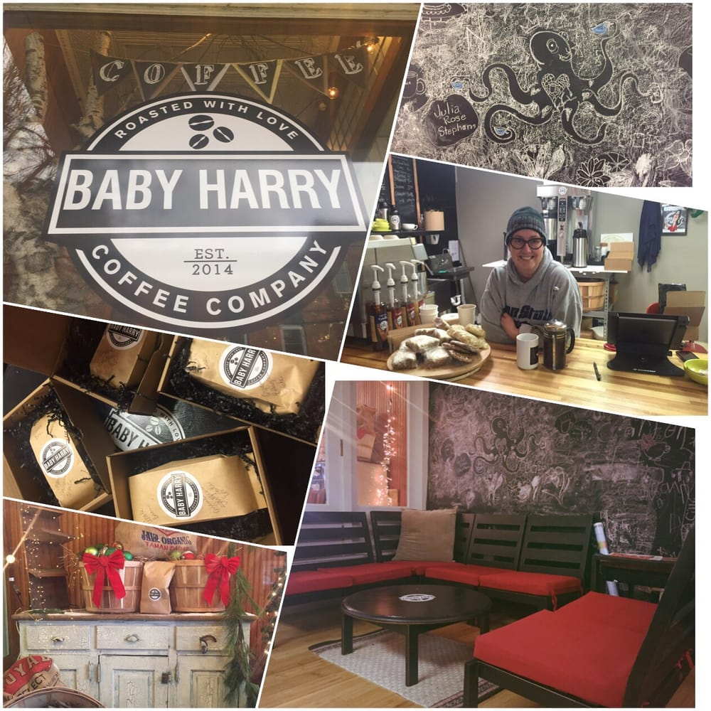 Baby Harry Coffee: 34 Broadway, Bangor, PA