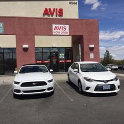 Avis Car Rental Las Vegas Nv Airport