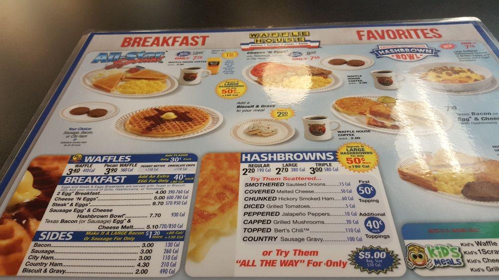 Waffle House: 911 Airline Blvd, Portsmouth, VA