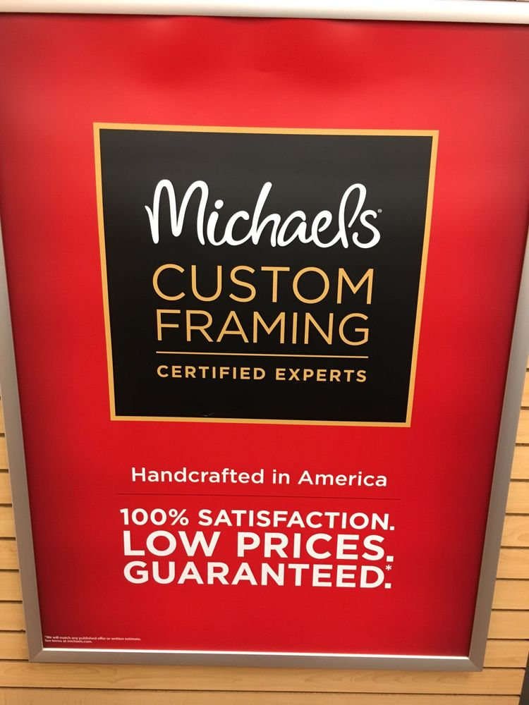 michaels arts crafts 975 airport rd sw huntsville al phone number yelp - Michaels Framing Prices