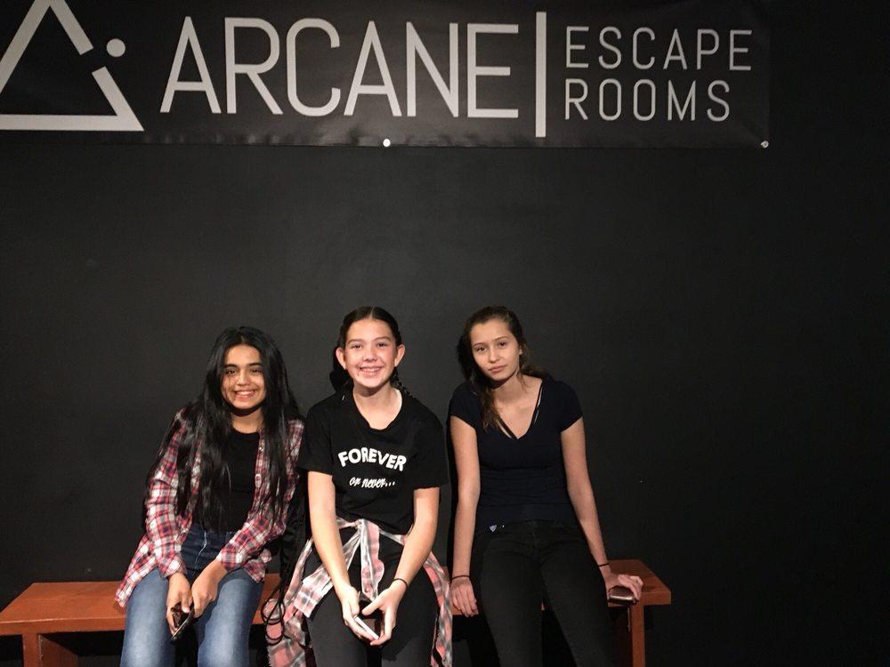 Arcane Escape Rooms