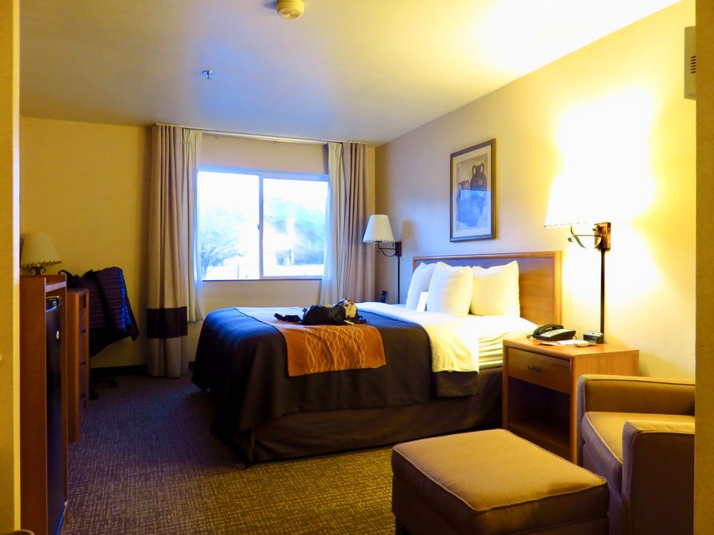 Quality Inn: 1920 South Main St, Lone Pine, CA