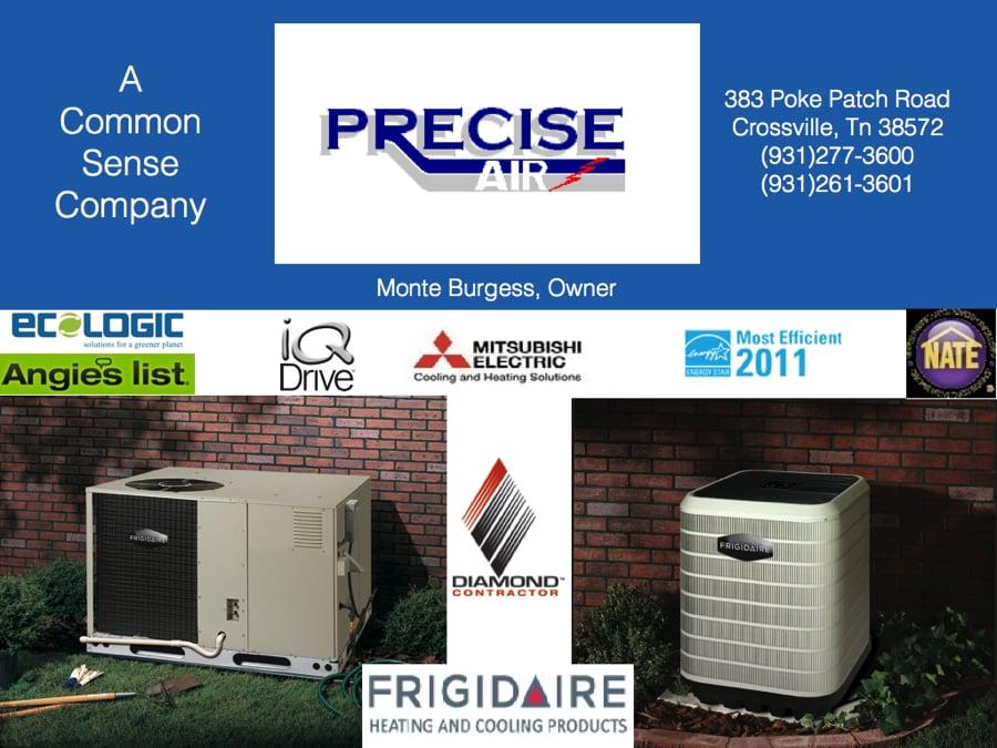 PreciseAir: 383 Poke Patch Rd, Crossville, TN