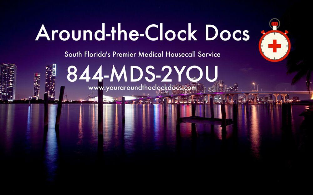 around the clock - 1000×625