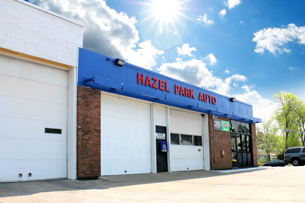 Auto Window Repair Near Me >> Hazel Park Auto Service - Auto Repair - 880 White Bear Ave ...
