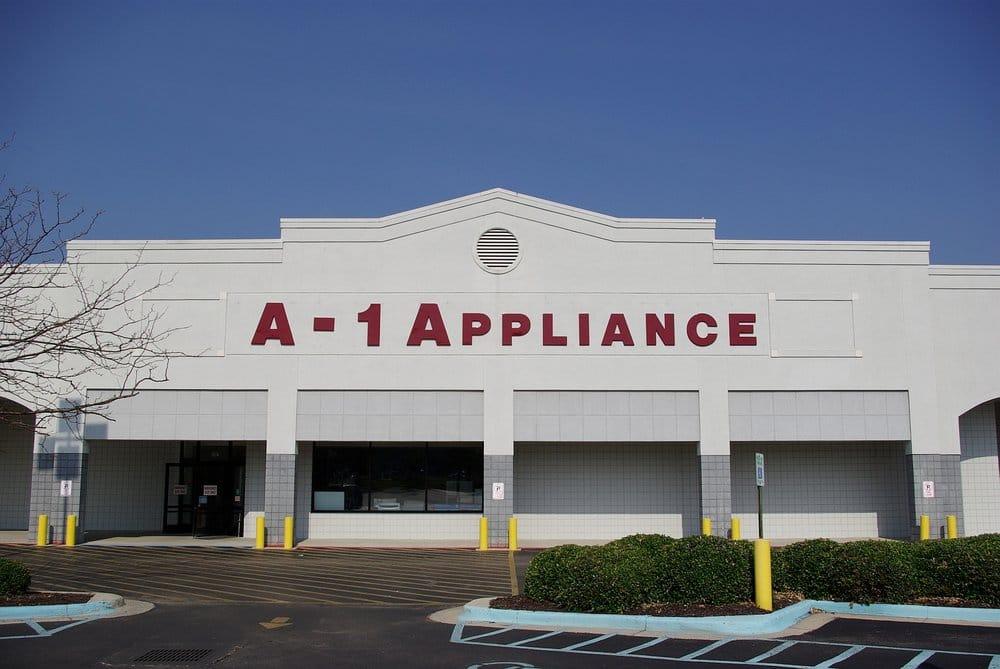 A 1 Appliance Parts Appliances 11208 Memorial Pkwy Sw