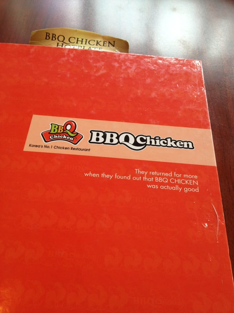 BBQ Chicken Singapore