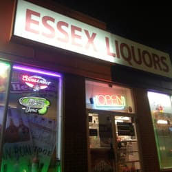 Essex wine and spirits