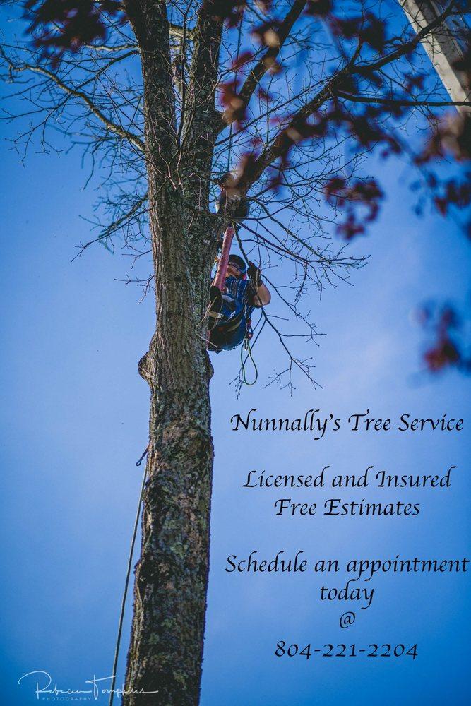 Nunnally's Tree Service: Chesterfield, VA